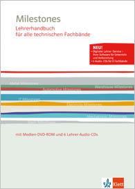 Milestones Lehrerhandbuch für alle technischen Fachbände