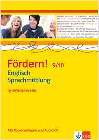 Fördern! 9/10 Sprachmittlung