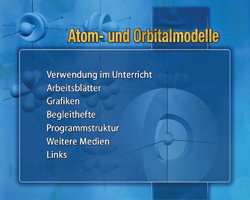 Ernst Klett Verlag - Atom- und Orbitalmodelle Produktdetails