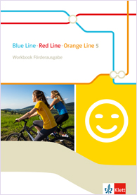 Blue Line - Red Line - Orange Line 5
