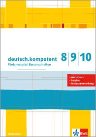 Ernst Klett Verlag Deutschkompetent 8910 Fördermaterial Besser