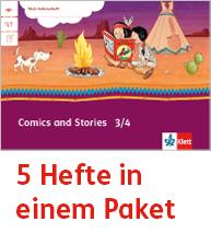 Comics and Stories 3/4
