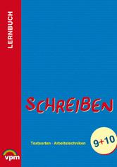Lernbuch Texte schreiben 9/10