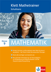 Klett Mathetrainer 9