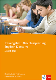 Trainingsheft Abschlussprüfung Regelschule Thüringen