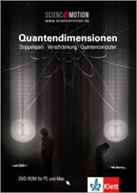 Quantendimensionen - Doppelspalt - Verschränkung - Quantencomputer