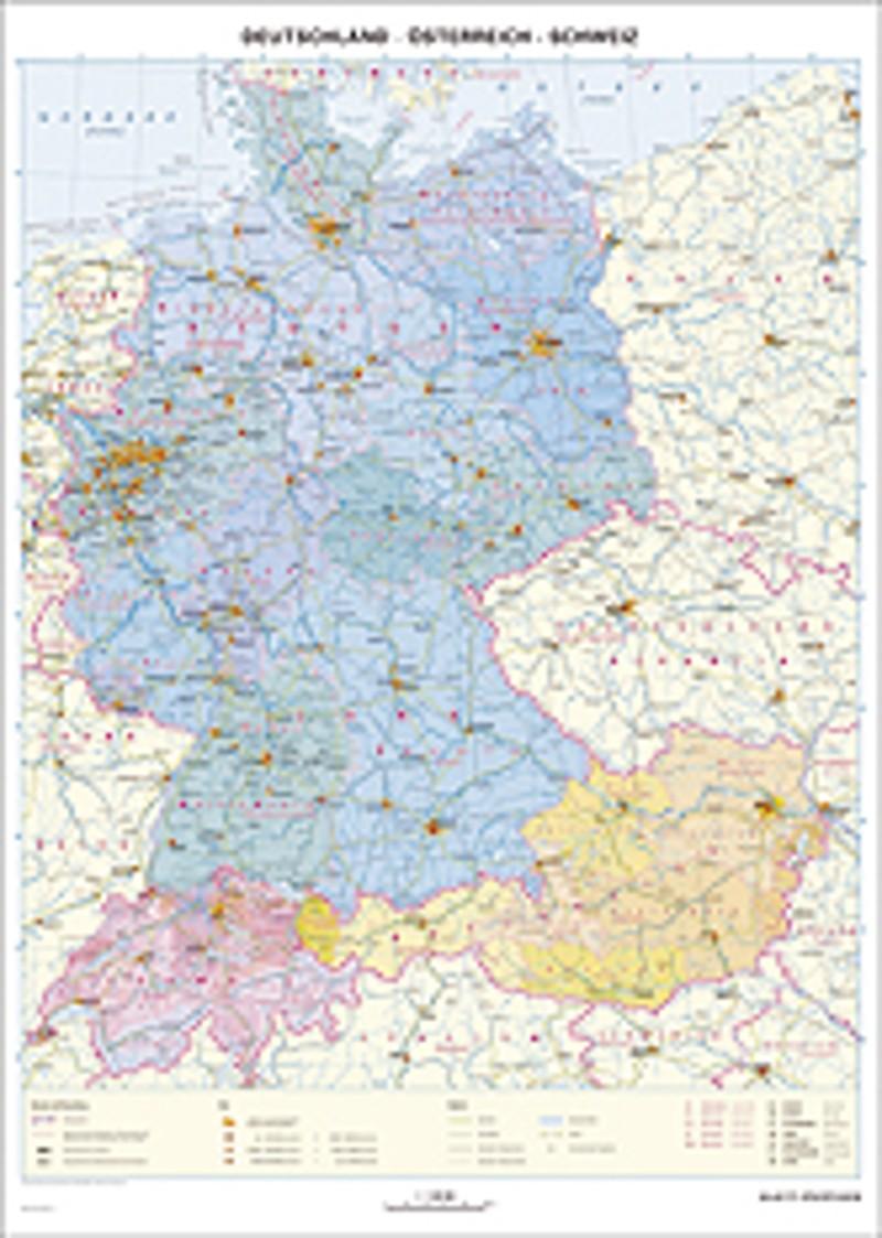 Karte Süddeutschland österreich Schweiz.Deutschland österreich Schweiz