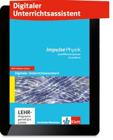 Impulse Physik Oberstufe Qualifikationsphase Grundkurs
