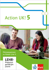 Green Line 5 Action UK!