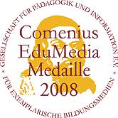 Comenius EduMedia Medaille 2008 /