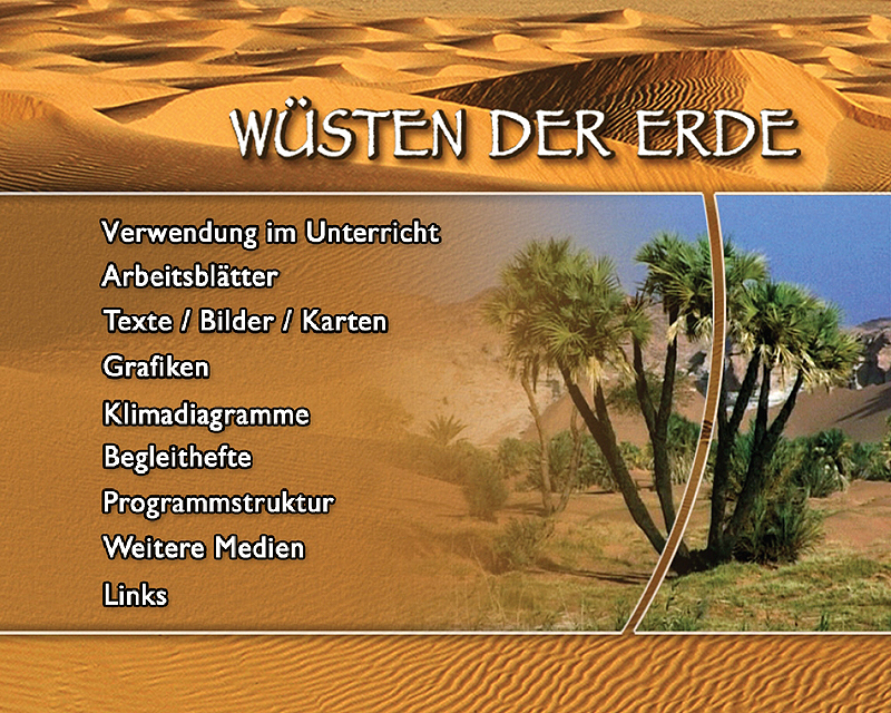 ernst klett verlag naturlandschaftszonen w sten der erde deserts of the earth produktdetails. Black Bedroom Furniture Sets. Home Design Ideas