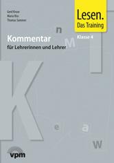 Lesen. Das Training 4