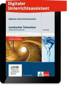 Lambacher Schweizer Mathematik Grundfach
