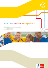 Blue Line - Red Line - Orange Line 4