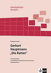 "Gerhart Hauptmann ""Die Ratten"""
