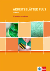 Arbeitsblätter PLUS Chemie 1