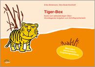 Tiger-Box - Die Kartei zum selbstständigen Arbeiten