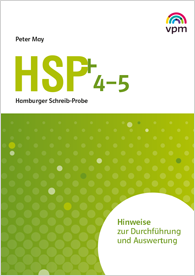 Hamburger Schreib-Probe (HSP) 4-5