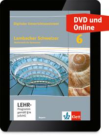 Lambacher Schweizer Mathematik 6