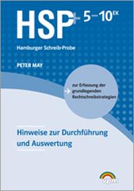 Die Hamburger Schreib-Probe (HSP) 5-10 EK