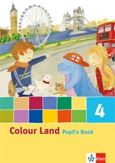Colour Land Übergangstest 4/5