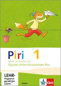 Piri Heimat- und Sachunterricht 1