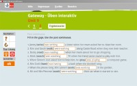 Screenshots Gateway Üben interaktiv 809270