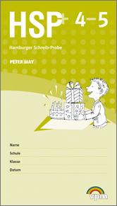 Die Hamburger Schreib-Probe (HSP) 4/5