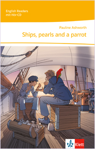 Ships, pearls and a parrot