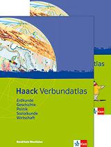 Haack Verbundatlas   Erdkunde Geschichte Politik Sozialkunde Wirtschaft
