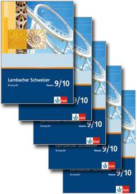Lambacher Schweizer Mathematik Kompakt 9/10 Paket