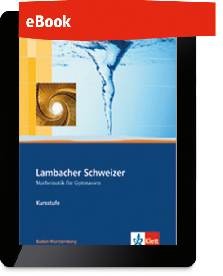 Lambacher Schweizer Mathematik Kursstufe 2009