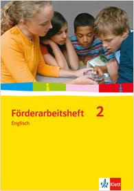 Förderarbeitsheft 2 - Englisch