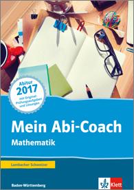 Mein Abi-Coach Mathematik 2017