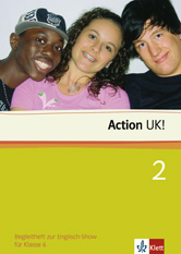 Action UK! Begleitheft