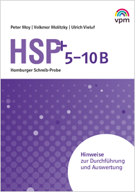 Hamburger Schreib-Probe (HSP) 5–10 B