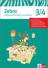 Zebra Sachunterricht 3-4