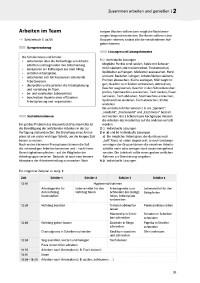 Probeseiten Probekapitel Starke Seiten Hauswirtschaft Lehrerband (2. Kapitel)