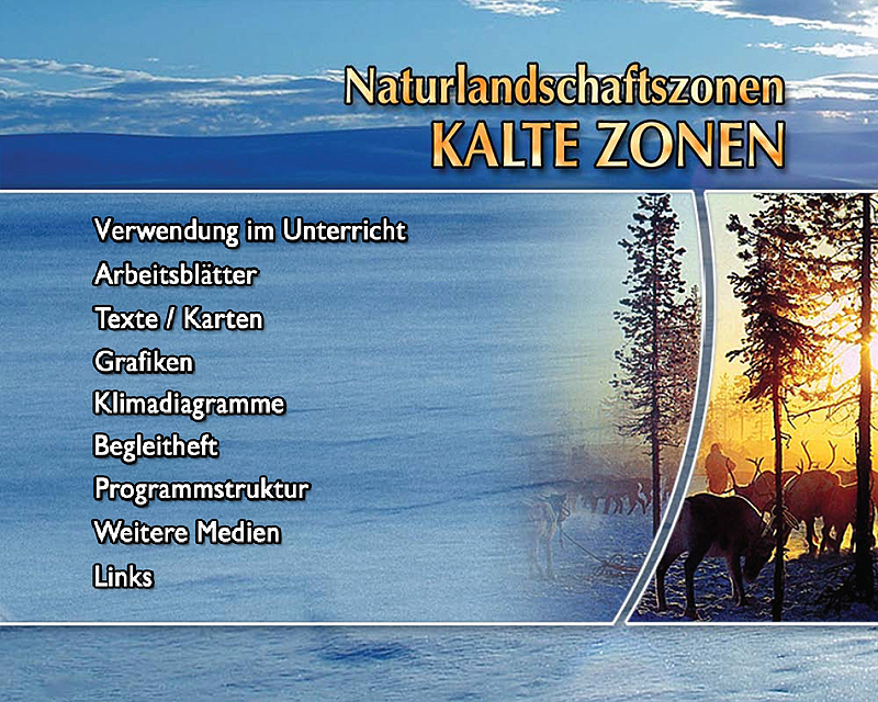 ernst klett verlag naturlandschaftszonen kalte zonen cold zones produktdetails. Black Bedroom Furniture Sets. Home Design Ideas