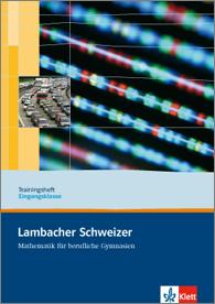 Lambacher Schweizer Mathematik berufliches Gymnasium Trainingsheft Eingangsklasse