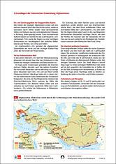 Grundlagen der historischen Entwicklung Afghanistans
