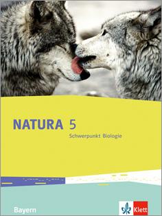 Natura Schwerpunkt Biologie 5