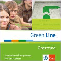 Green Line Oberstufe: Standardisierte Übungsformen Hörverstehen