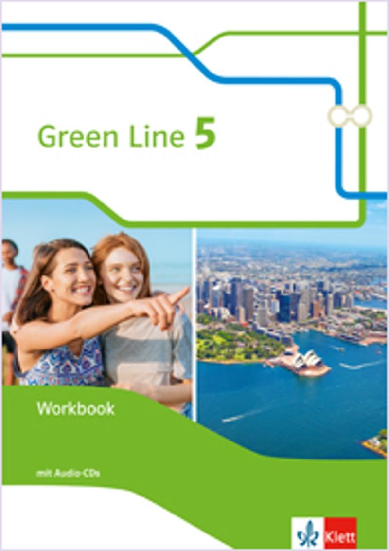 Ernst Klett Verlag Green Line Bundesausgabe Ab 2014