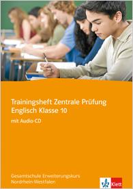 Trainingsheft Zentrale Prüfung Erweiterungskurs NRW