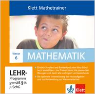 Klett Mathetrainer 6