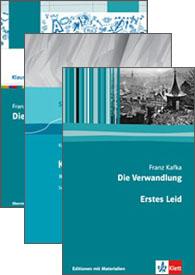 """Klett Box Abitur Deutsch: Kafka """"Die Verwandlung"""""""
