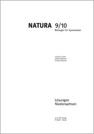 Ernst Klett Verlag - Natura 9/10 - Biologie für Gymnasien ...