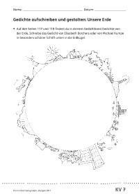 Ernst Klett Verlag Gedichte Für Die Grundschule 1 4