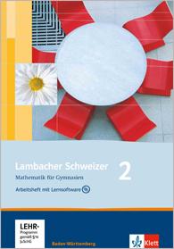 Lambacher Schweizer Mathematik 2